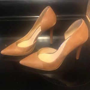 Brown Jessica Simpson heels